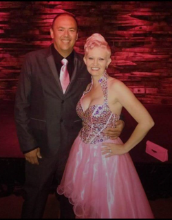 Cancer Ongoing Fight Pink Prom