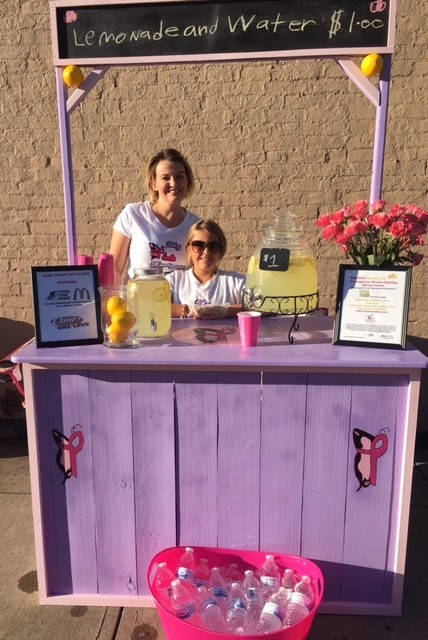 Lemon Up To Empower Women Breast Cancer Awareness