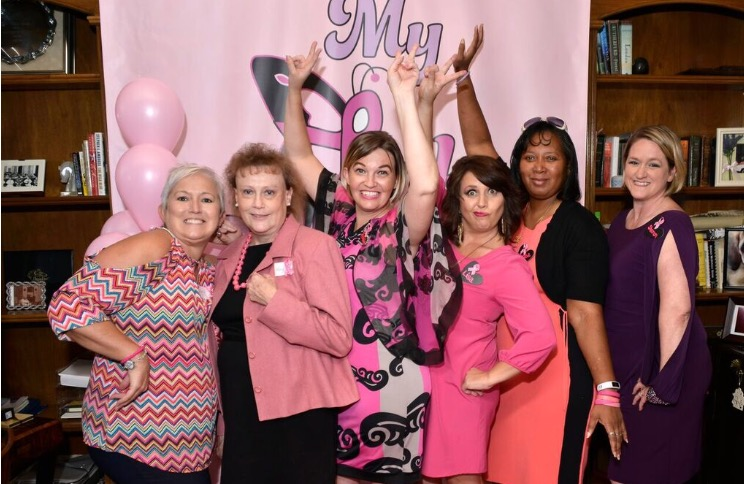 My Pink Navigator Launch Party