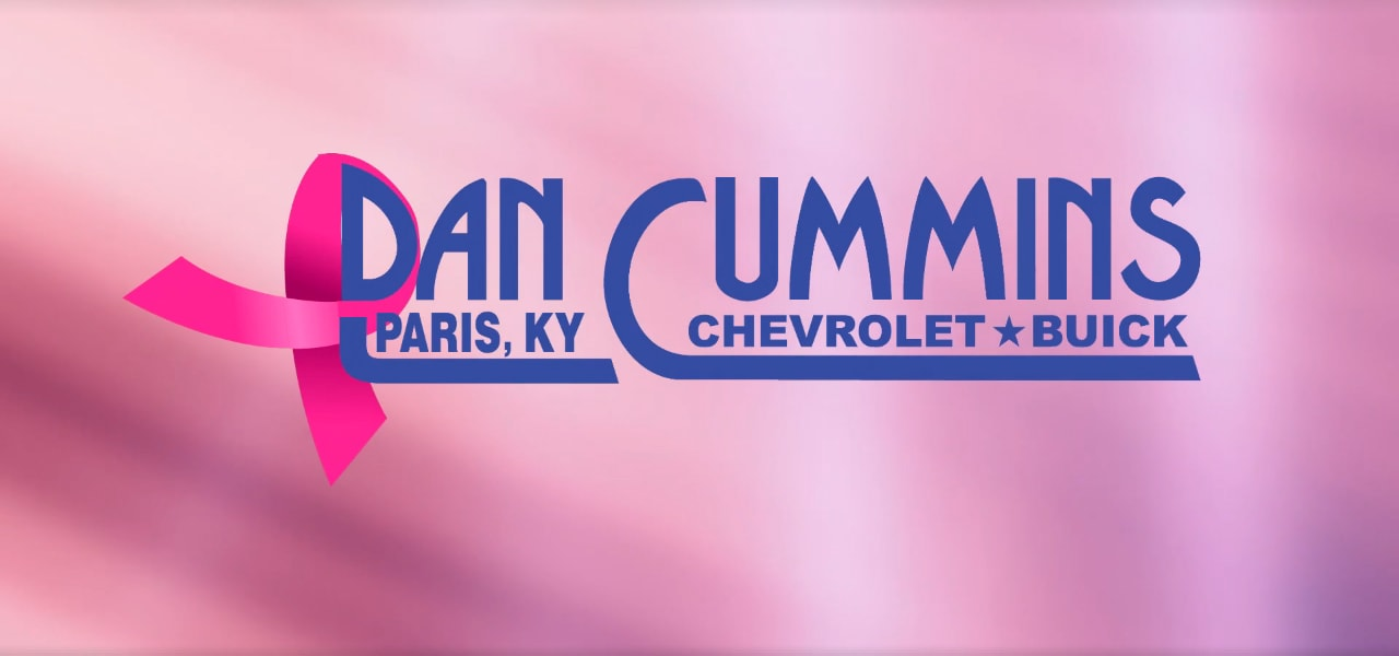 Dan Cummins Chevrolet Paris Breast Cancer My Pink Navigator