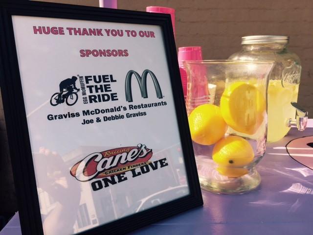 Lemon Up Sponsors